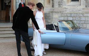 Princ Harry, Meghan Markle (FOTO: Getty)