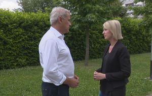 Ante Ramljak i Sabina Tandara Knezović (Foto: Dnevnik.hr)