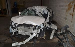 Prometna nesreća u Medulinu (Foto: Dusko Marusic/PIXSELL)