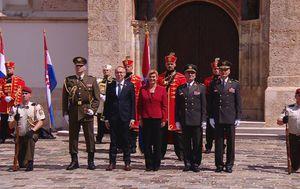 Dan Hrvatske vojske obilježen je ceremonijom Velike smjene straže (Foto: Dnevnik.hr)