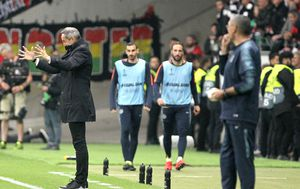 Adi Hütter i Maurizio Sarri (Foto: AFP)