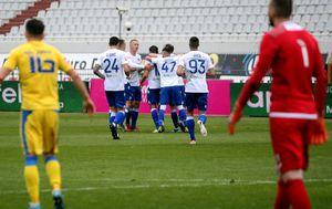 Hajduk pobijedio Inter Zaprešić (Foto: Miranda Čikotić/PIXSELL)