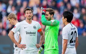 Eintrachtovi igrači (Foto: Rolf Vennenbernd/DPA/PIXSELL)