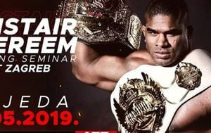 Alistair Overeem u Zagrebu (Screenshot)