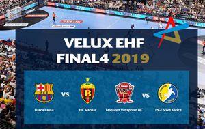 Final Four rukometne Lige prvaka 2019. (Foto: Facebook)