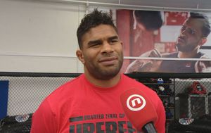 Alistair Overeem (Foto: GOL.hr)