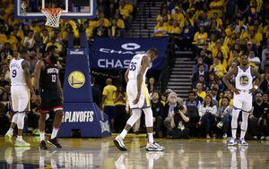 Kevin Durant (Foto: AFP)