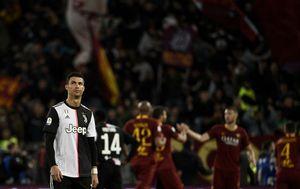 Roma - Juventus (Foto: AFP)
