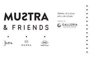 Event Mustra & Friends (Foto: Mustra)