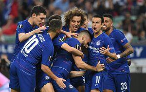Chelsea slavi (Foto: AFP)