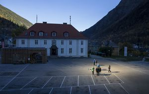 Rjukan, Norveška - 6