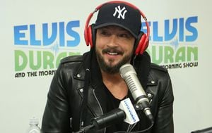 Carl Lentz (Foto: Getty)