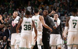 Boston Celtics (Foto: AFP)