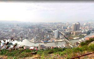 Wenzhou (Foto: Google Maps)