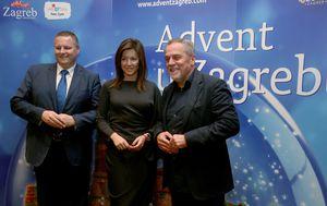Predstavljen Advent u Zagrebu (Foto: Dalibor Urukalovic/PIXSELL)