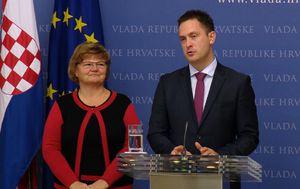 Nada Murganić i Marin Strmota (Foto: Dnevnik.hr)