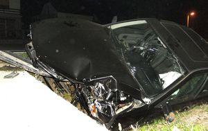 Prometna nesreća (Foto/Arhiva: Maja Santosi/PIXSELL)