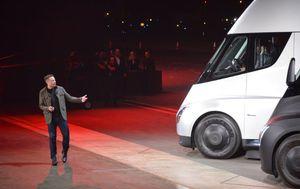 Tesla Semi (Foto: AFP)