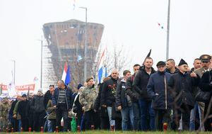 Kolona sjećanja u Vukovaru (Foto: Arhiva/Davor Javorovic/Pixsell)