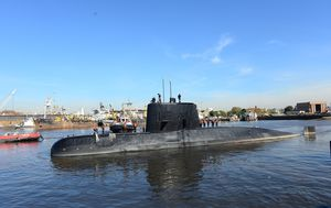 Podmornica San Juan (Arhiva: AFP)