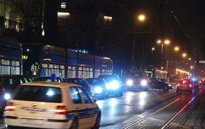 Policija (Foto: Borna Filic/PIXSELL)