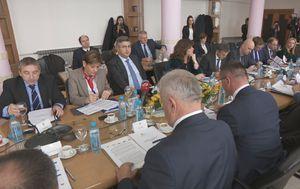 Sjednica Savjeta za Slavoniju, Baranju i Srijem (Foto: Dnevnik.hr)