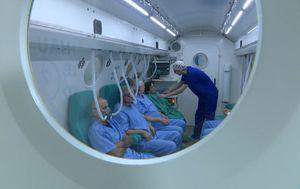 Ministarstvo zdravstva povisilo cijenu korištenja riječke barokomore (Video: Dnevnik Nove TV)
