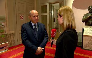 Branko Bačić i Ivana Brkić Tomljenović (Foto: Dnevnik.hr)