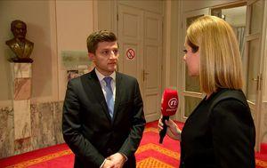 Ivana Brkić Tomljenović i Zdravko Marić (Foto: Dnevnik.hr)