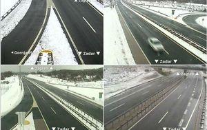 Zimski uvjeti na cestama (Foto: HAK)