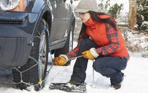 10 spasonosnih savjeta za zimsku vožnju (Foto: Guliver/Thinkstock)