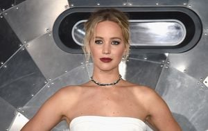 Jennifer Lawrence (Foto: Getty)