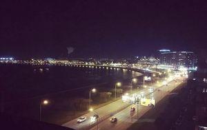 Pogled iz sppavaće sobe (FOTO: Instagram/agranovych)