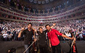 2CELLOS u Londonu (Foto: Simone Di Luca)