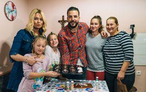 Minea i Samir ponovno u domu obitelji Škvorc (Foto: Sandro Sklepić)