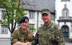 Hrvatski general Darko Pintarić na čelu logistike vježbe NATO-saveza