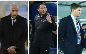 Thierry Henry, Frank Lampard, Steven Gerrard (Foto: Davor Javorovic/PIXSELL/David Davies/Press Association/PIXSELL/AFP)