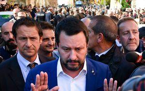 Matteo Salvini (Foto: AFP)
