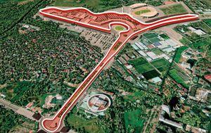 Velika nagrada Vijetnama (Screenshot: Formula 1)
