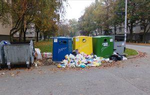 Otpad se ne odvozi (Foto: Dnevnik.hr) - 2