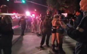 Pucnjava u Kaliforniji (Foto: AFP)