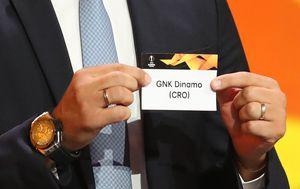 Dinamo čeka ždrijeb Europske lige (Foto: AFP)