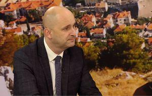 Potpredsjednik Vlade Tomislav Tolušić gost Dnevnika Nove TV (Foto: Dnevnik.hr) - 2