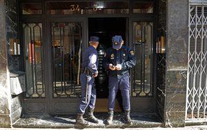Španjolska policija (Foto: PA/PIXSELL)