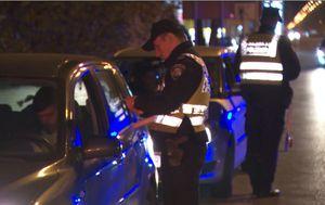 Policajci testiraju vozače nakon Martinja (Foto: Dnevnik.hr) - 1