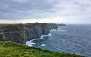 Cliffs of Moher - 2