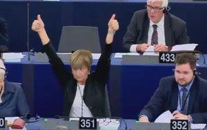 Usvojen izvještaj Ruže Tomašić o ulovu ribe (Screenshot: EBS)