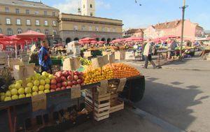 Zagrebačka tržnica Dolac (Foto: Dnevnik.hr)