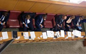 Ministri krate vrijeme na aktualcu (Foto: Dnevnik.hr)