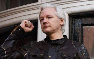 Julian Assange (Foto: AFP)